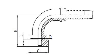 Gambar pemasangan Selang 4SH