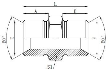 Gambar Kelengkapan Adaptor BSP Pria