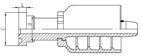 Gambar Konektor Tabung SS