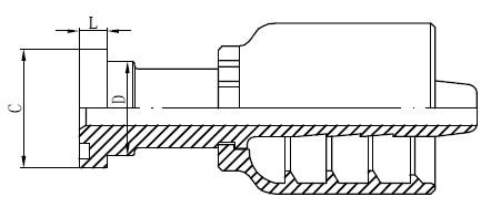 Gambar Fitting Hidrolik Stainless Steel